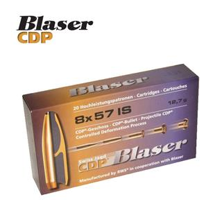 NABOJ BLASER CDP 12,7g. 8x57 IS